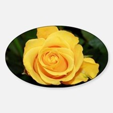Rose yellow 001 Decal
