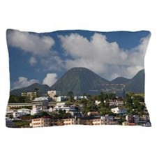 MARTINIQUE. French Antilles. West Indi Pillow Case
