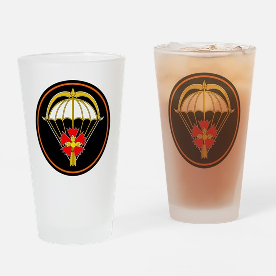 Cute Spetsnaz Drinking Glass