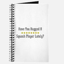 Hugged Squash Player Journal