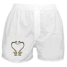 Love Giraffes Boxer Shorts
