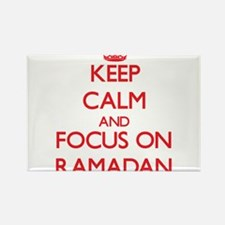 Keep Calm and focus on Ramadan Magnets