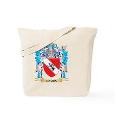 Cute Davis tartan Tote Bag