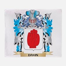 Cute Davin Throw Blanket