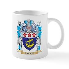 Davion Coat of Arms - Family Crest Mugs