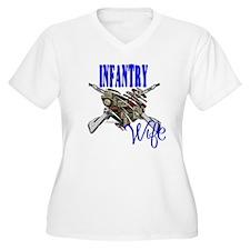 infwife Plus Size T-Shirt