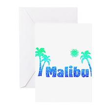 Malibu (Ocean) Greeting Cards (Pk of 10)