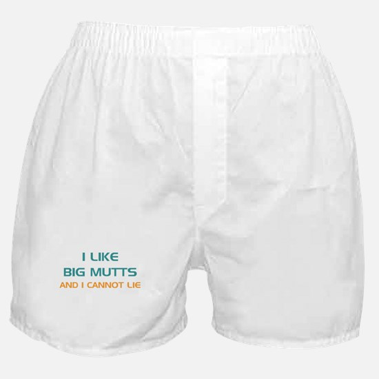 Big Mutts Boxer Shorts