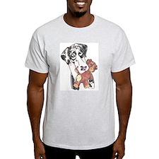 NH Love My Teddy T-Shirt