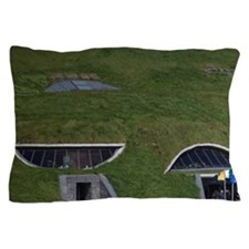 Cliffs of Moher Visitor Enlightment Ce Pillow Case