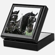 Percheron Keepsake Box