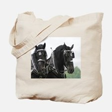 Percheron Tote Bag