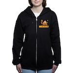 Funny Camel Women's Zip Hoodie
