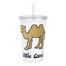 Little Camel Acrylic Double-wall Tumbler