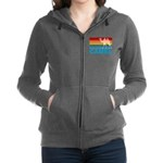 Colorful Camel Women's Zip Hoodie