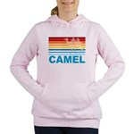 Colorful Camel Women's Hooded Sweatshirt
