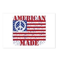 Cute Made in america Postcards (Package of 8)