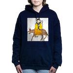 Chinese Mythology - Cow Women's Hooded Sweatshirt