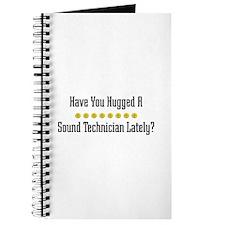 Hugged Sound Technician Journal