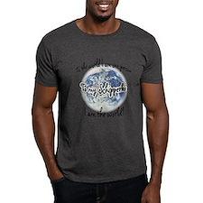 Schipperke World2 T-Shirt