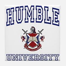 HUMBLE University Tile Coaster