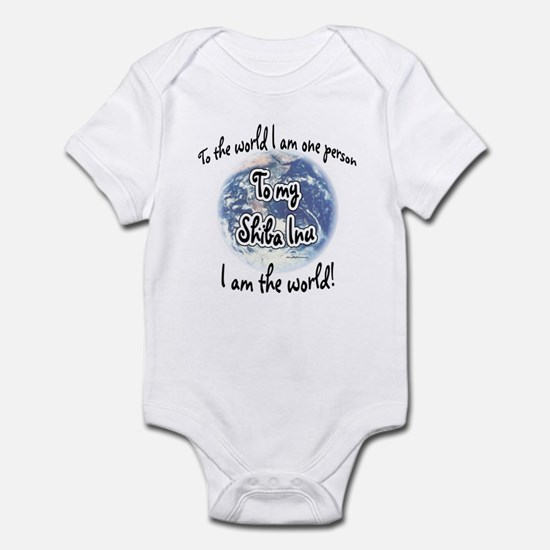 Shiba World2 Infant Bodysuit