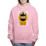 Lion Roar Women's Hooded Sweatshirt