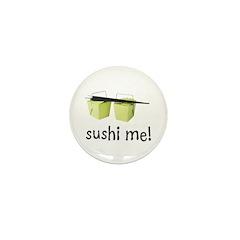 Sushi Me Mini Button (10 pack)