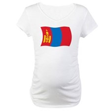 Mongolia Flag Shirt