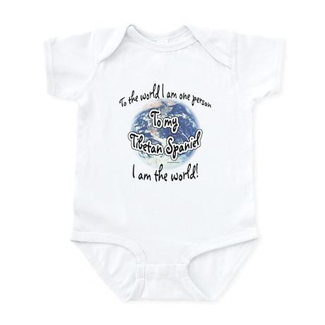 Tibbie World2 Infant Bodysuit