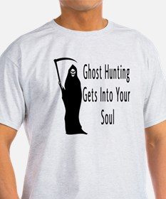 Ghost Hunting Gets Into Your T-Shirt