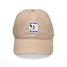 Cant Knock The Hustle-Blue Baseball Cap