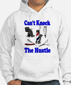 Cant Knock The Hustle-Blue Jumper Hoody