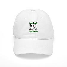 Cant Knock The Hustle-Green Baseball Cap
