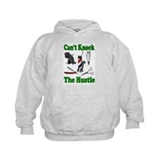 Cant Knock The Hustle-Green Hoody