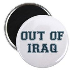 Out of Iraq Magnet