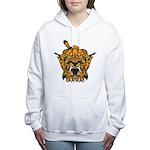 Fierce Tiger Women's Hooded Sweatshirt