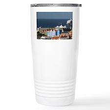 Willemstad: High angle  Travel Mug