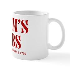 Adam's Ribs of Chicago Mug