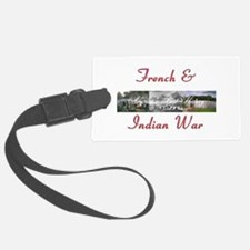 ABH French Indian War Luggage Tag