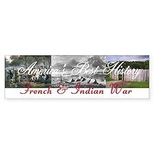 ABH French Indian War Bumper Sticker