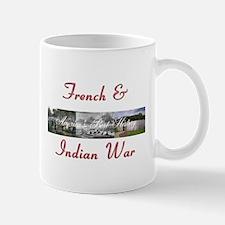 ABH French Indian War Mug