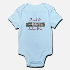 ABH French Indian War Infant Bodysuit