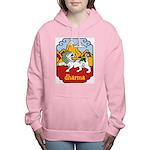 Snow Lion + Dharma Women's Hooded Sweatshirt