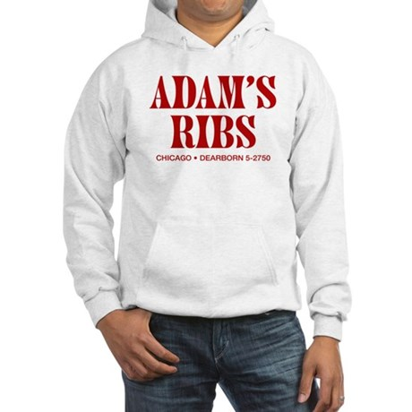 Adam's Ribs Hooded Sweatshirt