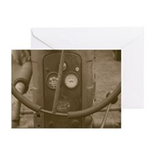 Behind the Wheel Greeting Cards (Pk of 10)