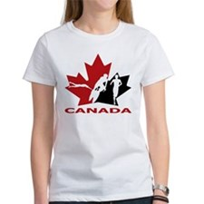 Canadian Team Triathlon Tee