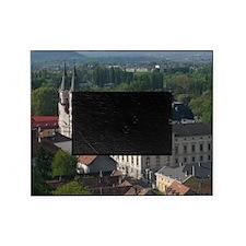 Estergom: Vizivaros Water Town Distr Picture Frame