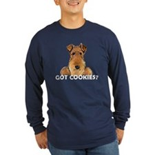 Irish Terrier Cookies T