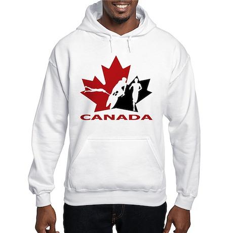 Canadian Team Triathlon Hooded Sweatshirt